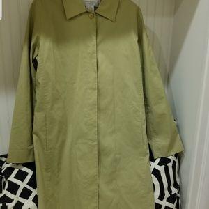 Jones & Co. Cotton trench coat